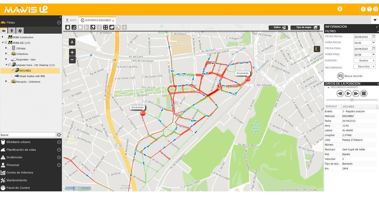 MOBA Maschinensteuerung für mobile Anwendungen im Straßenbau ...