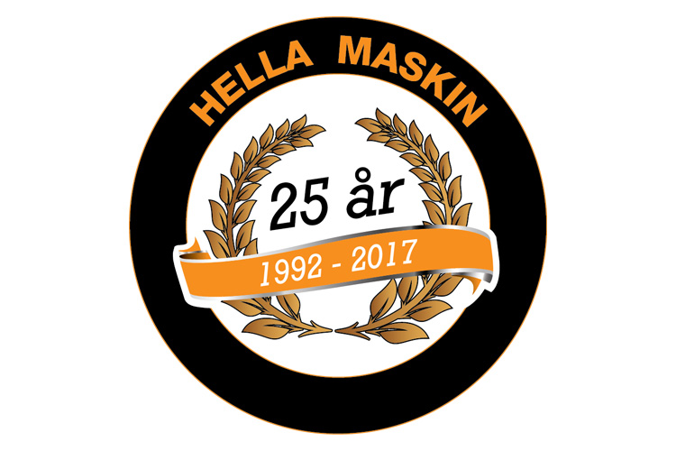 Hella Maskin AS Logo