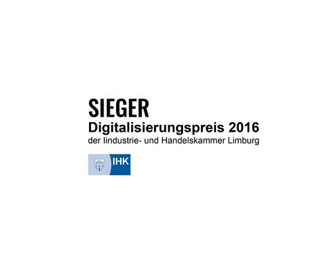 IHK Digitalisierungs Award 2016